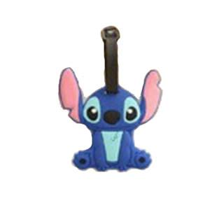 Cartoon Travel Tags (Adults Can Use Too!) - Stitch - InsideMyLuggage