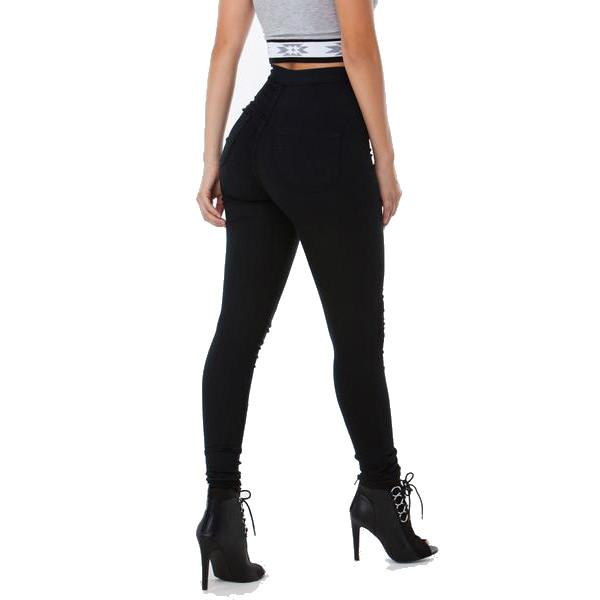 Celebrity Stretch Skinny - Black - InsideMyLuggage