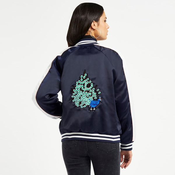 Peacock Navy Bomber