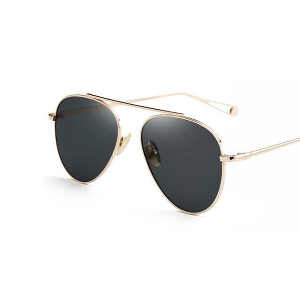 Women's High Life Aviator Sunglasses - InsideMyLuggage