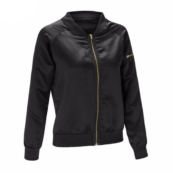 Milan 7 Fly High Bomber Jacket - InsideMyLuggage