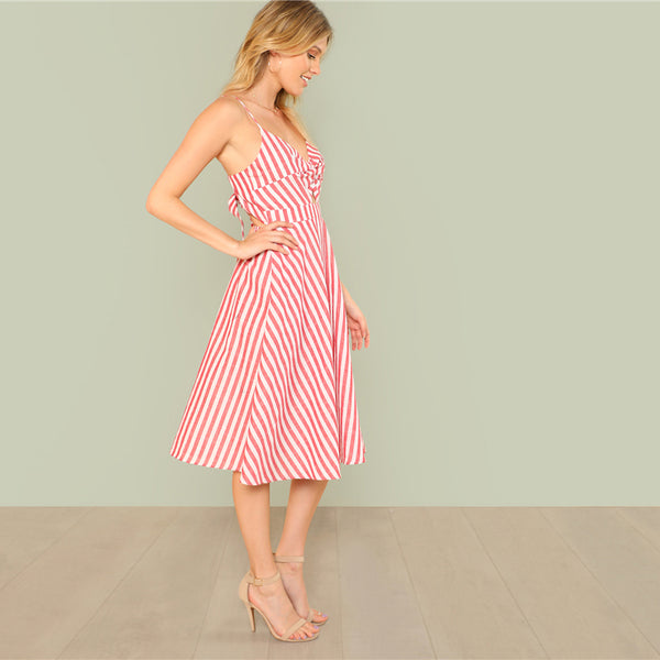 Nicole Summer Dress - InsideMyLuggage