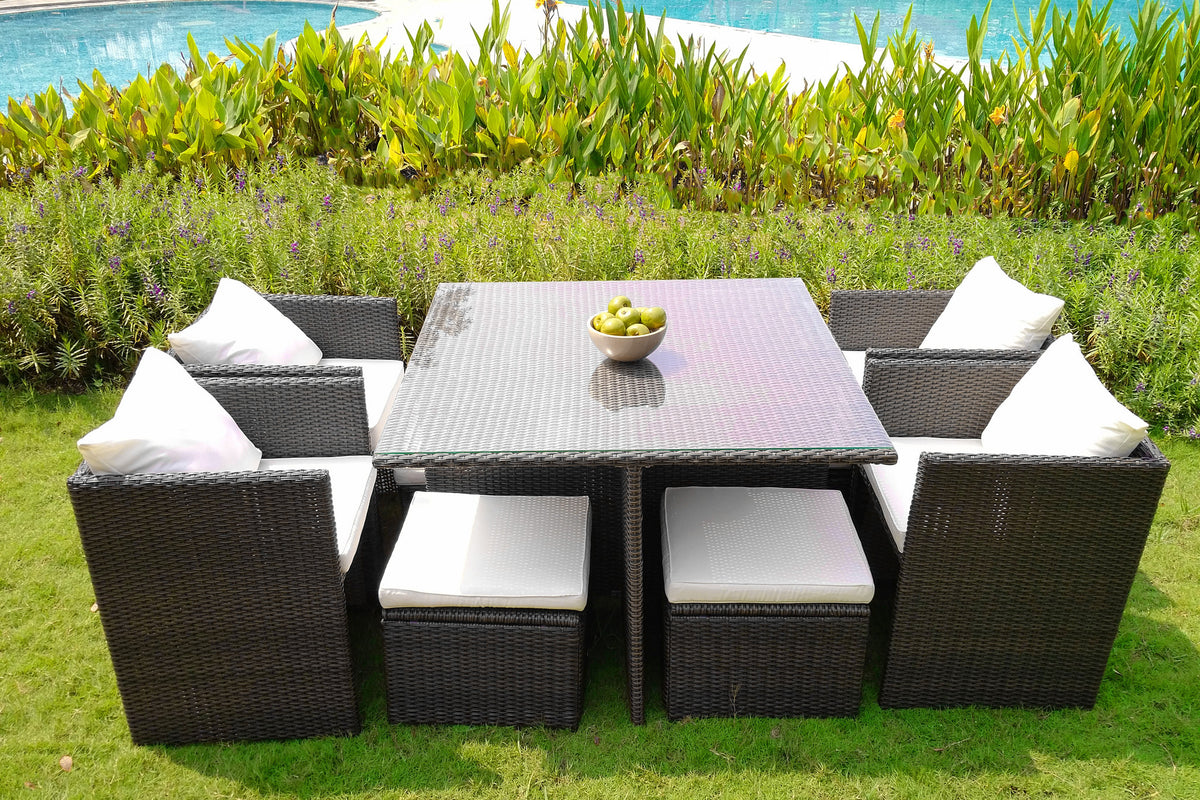 patio df cushions outdoor corvus grey furniture with products piece blue sectional sofa set wicker