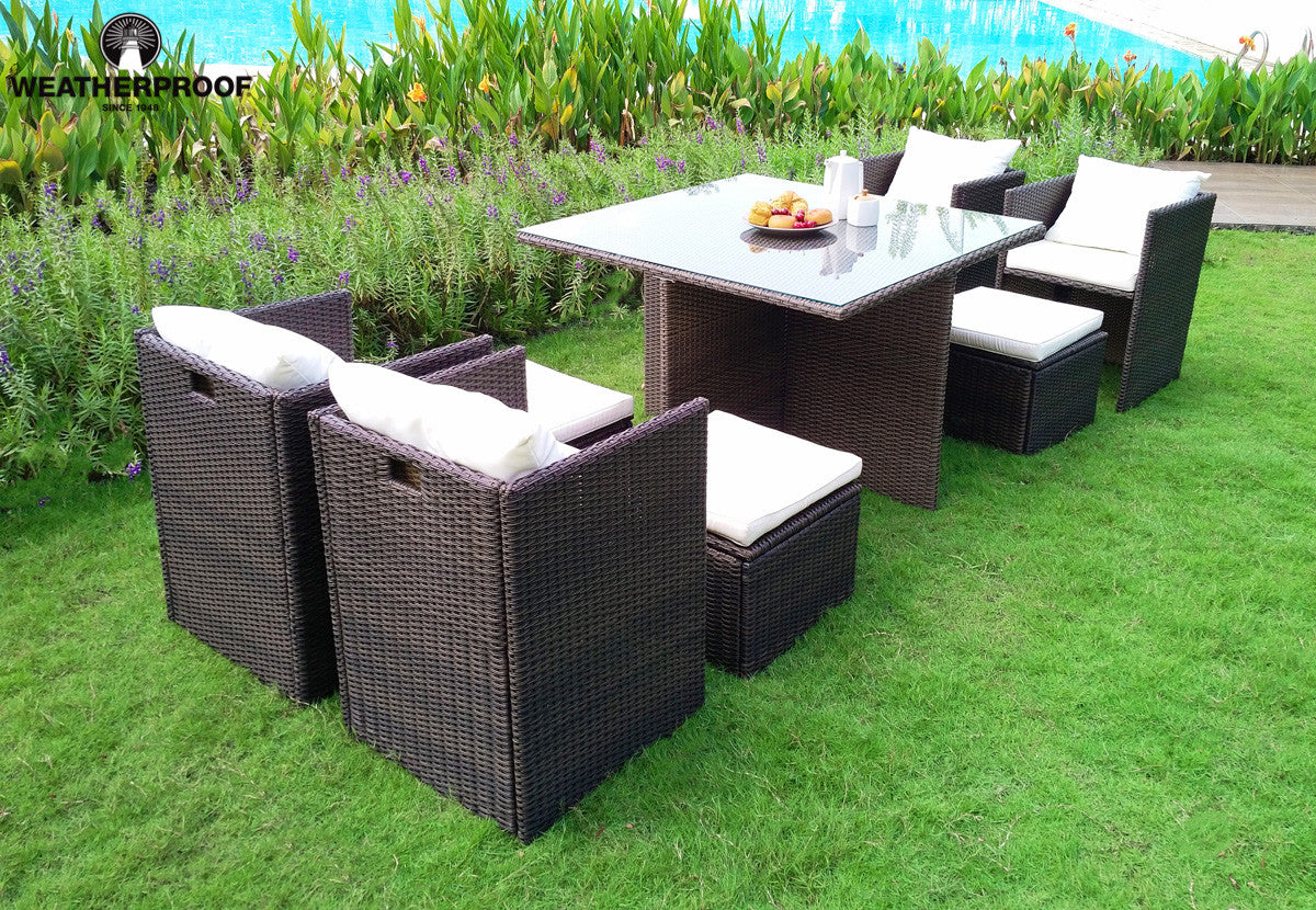 giantex outdoor lawn chairs cushions table pe furniture deck rattan garden wicker products cupboard ra patio myicases sofa sectional pc set with