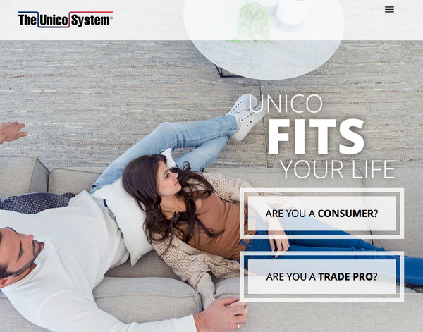 The Unico System - Air Conditioning & Heating