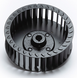 A00082-002 - Wheel, Blower, 6.3D x 2.0W SWSI (MB2436H & VP/HP 2436)