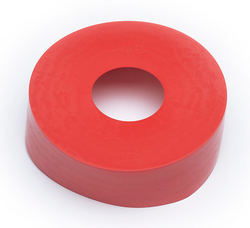 "A00123-005 - Ring, Tape, 5.0"", 2.0"" Duct, Red - R6"