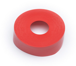"A00123-006 - Ring, Tape, 5.0"", 2.5""  Duct, Red - R6"