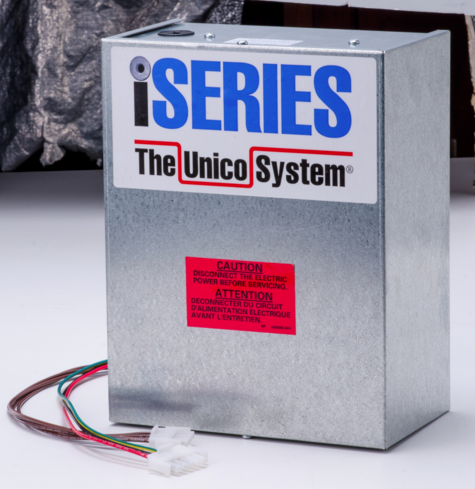 A00175-G04 - Unico Control Box embly, ACB (includes A00987-G01 wiring on