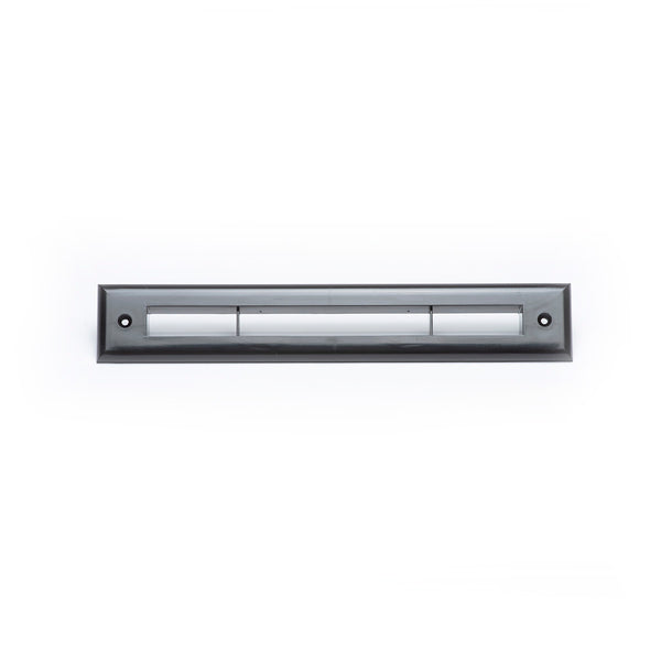 "A00297-002-BLK - Black Trim Plate for UPC-67 and 68 2"" Air Outlet, by Unico"