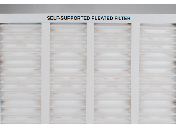 A00558-001 - Filter, Pleated, 14x25x1 (fits UPC-01-2430, M2430R1)
