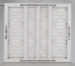 A00558-003 - Filter, Pleated, 18x20x1 inch, fits M3642V1 and M3642V2 - highvelocityoutlets-com