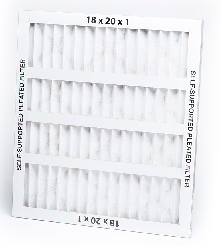 A00558-003 - Filter, Pleated, 18x20x1 inch, fits M3642V1 and M3642V2