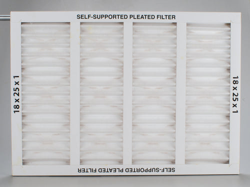 A00558-004 - Filter, Pleated, 18x25x1 inch (M2430V1)