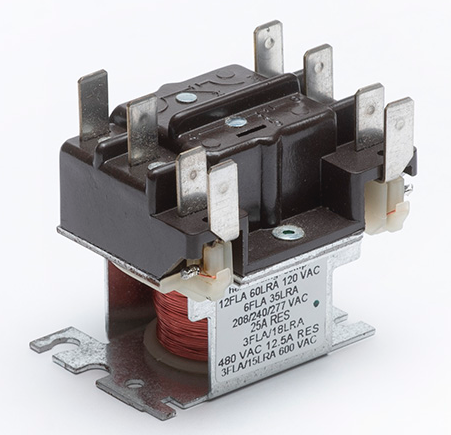 A01013-002 - Contactor, Heater Element, 2-pole