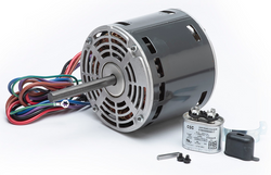 A01018-G01 - Unico Motor, M1218 (3-speed) (capacitor included)