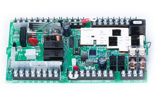 A01802-K01 - Circuit Board, Replacement for all Unico blowers with ACB