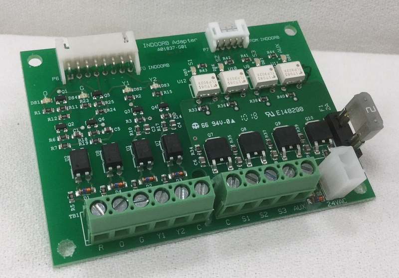 A01837-G01 - Circuit Board, Unico System - iSeries RB TSTAT