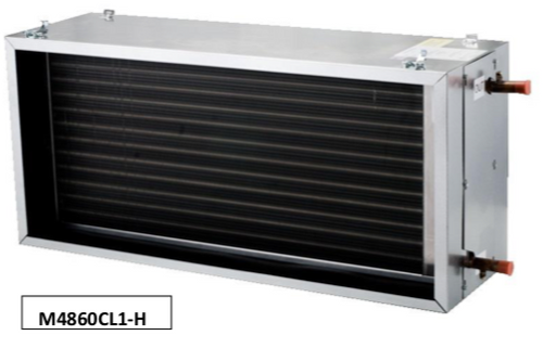 M4860CL1-H - Unico Module, Heating (with Hot Water Coil)
