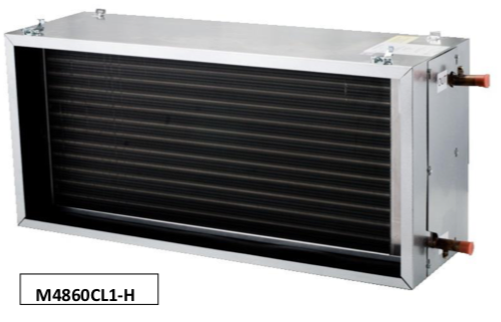 M4860CL1-H - Hydronic Unico Module, Heating (with Hot Water Coil)