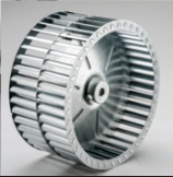 A00137-001 - Unico Wheel, Blower, 9.5D x 3.00 SWSI (MB2436L)
