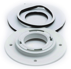 UPC-28TF-1 - TFS, Take-off, for flat metal plenum Includes gasket