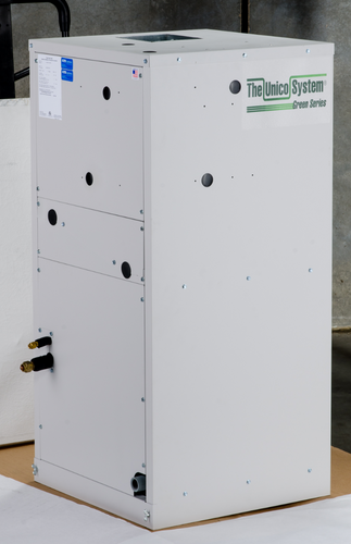 V2430B-1EA2AX - Vertical Air Handler Unit, 2430, 230V, iSeries NO HWC