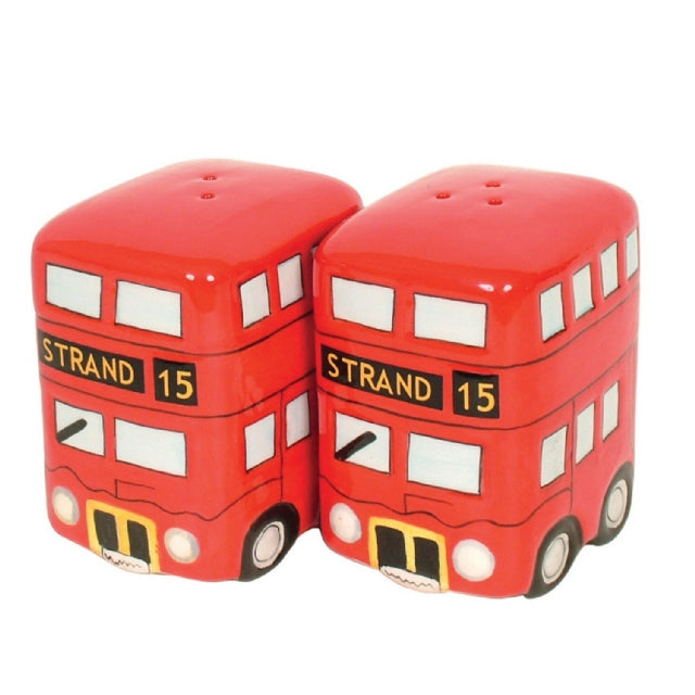 London Bus Salt n Pepper shakers