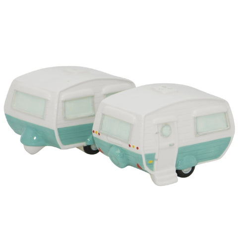 Caravan Salt n Pepper Shakers
