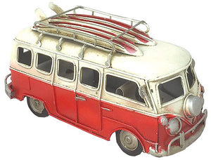 COMBI METAL DECOR WITH SURFBOARDS