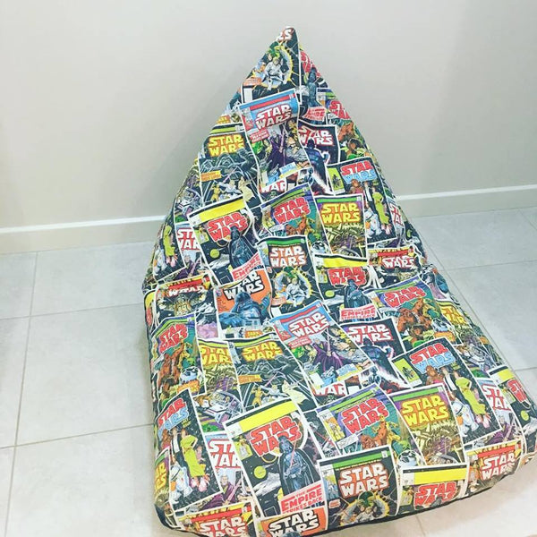 Star wars bean bag cover