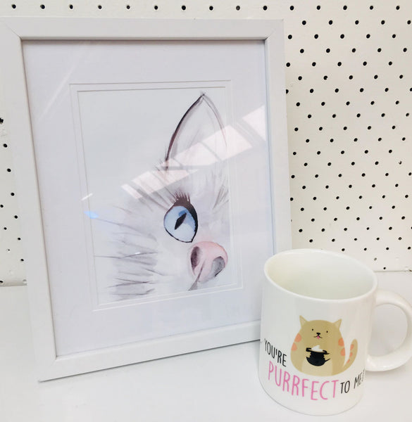 Cat Purrfect Mug