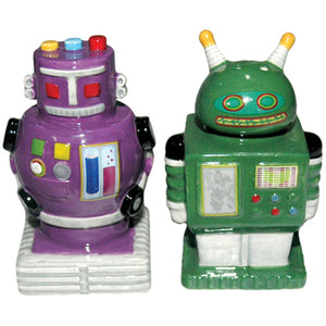 Salt n Pepper shakers Robot