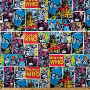 Dr Who bean bag cover