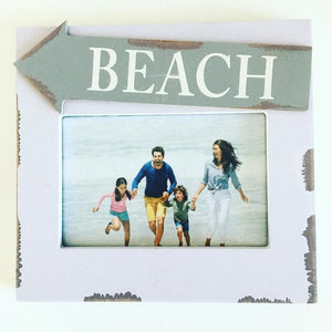 Beach Wall Photo Frame