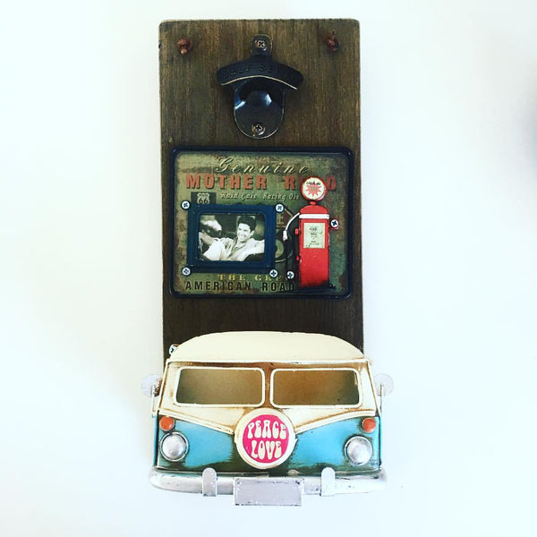 Campervan Bottle Opener