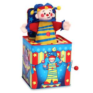 Kids Jack in a box