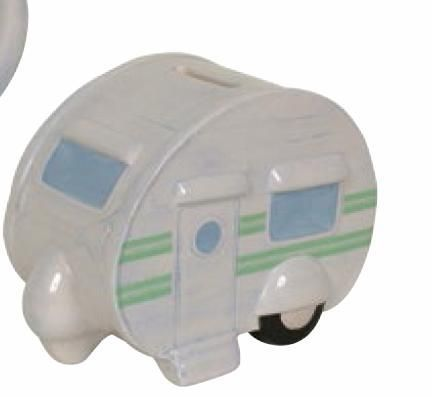 Caravan Money box