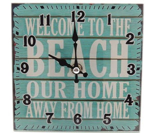 BEACH STYLE DESK CLOCK