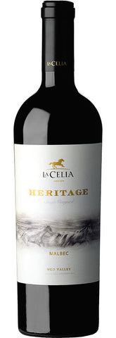 La Celia Heritage Malbec 2012 Single Vineyard