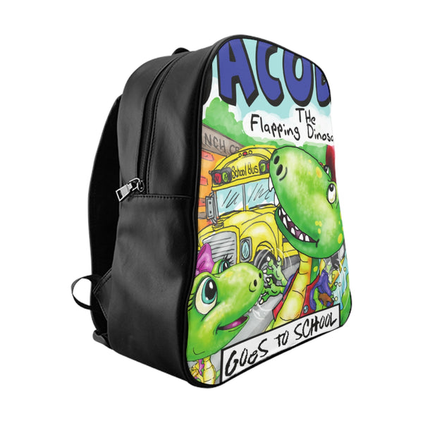 Jacob Cover Art Vinyl Backpack