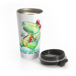 Jacob Stainless Steel Travel Mug