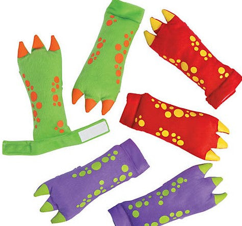 Jacob & Friends Dinosaur Gloves