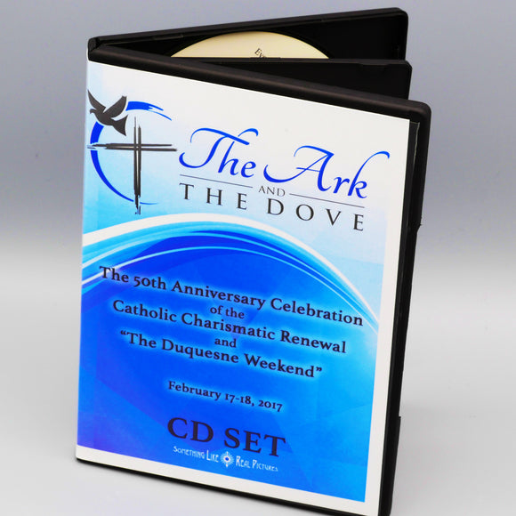 Ark and Dove 50th Jubilee Conference Feb 17-19, 2017 Audio CDs