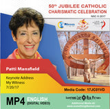 General Session- My Witness, Speaker Patti Mansfield