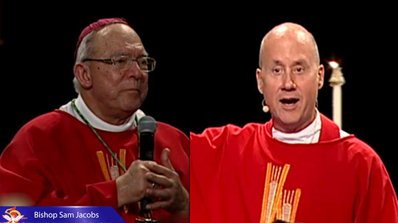 General Session- Homilies by Fr. Dave Pivonka and Bishop Sam Jacobs