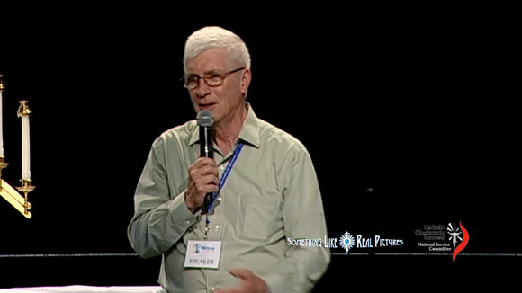 English Session- Living Waters for Generations, Speaker Ralph Martin