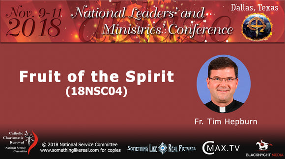 Nov 2018 NLMC : Fruit of the Spirit