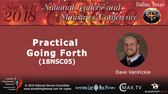 Nov 2018 NLMC : Practical Going Forth