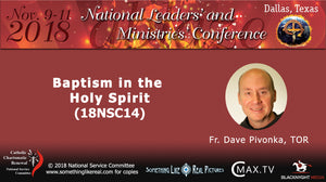 Nov 2018 NLMC : Baptism in the Holy Spirit